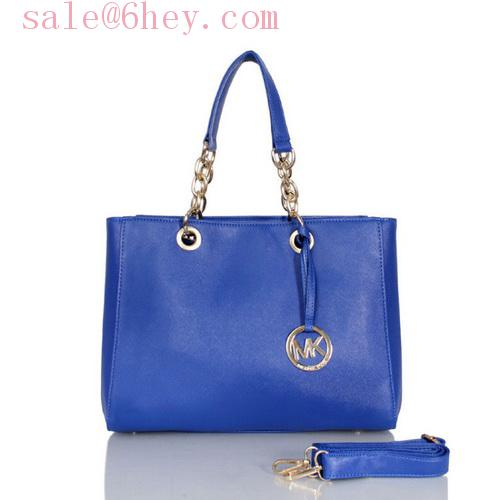 michael kors east west saffiano tote